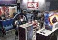 Третий ежегодный фестиваль Comic Con Russia и выставка интерактивных развлечений ИгроМир 2016