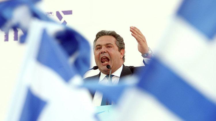 Камменос: выход Греции из еврозоны потянет за собой другие страны