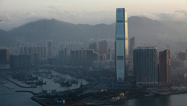 Гонконг. Архивное фото