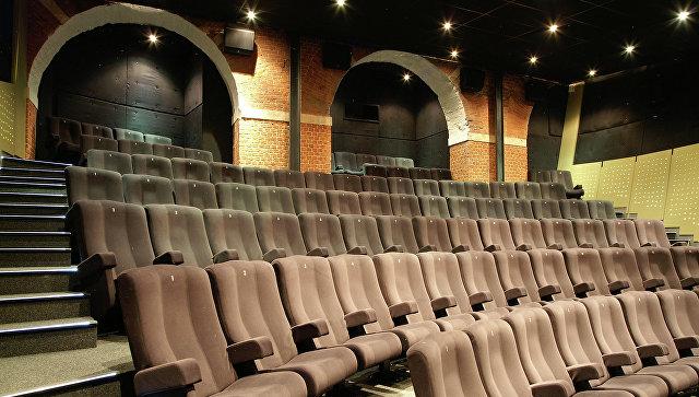 Кинотеатр документального кино. Архивное фото