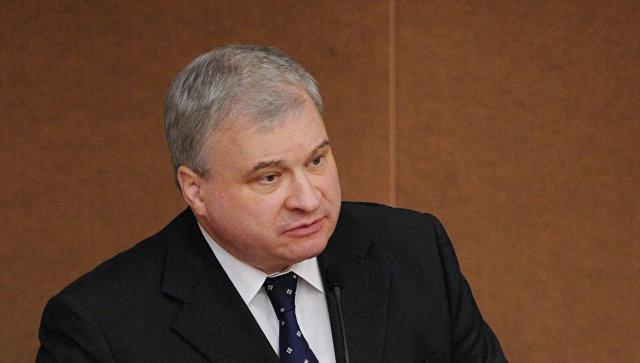 Посол России в Китае Андрей Денисов. Архивное фото