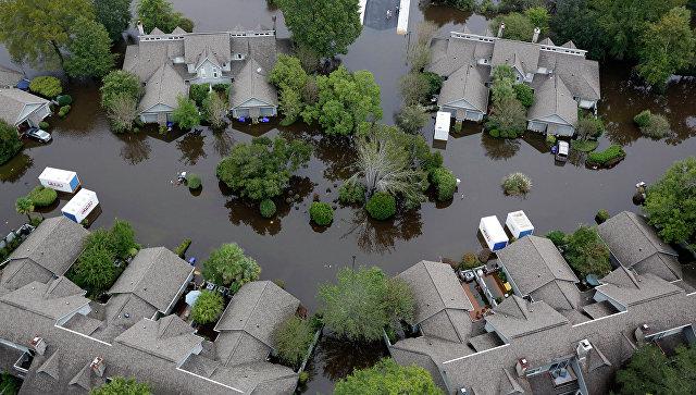 Млн. граждан Южной Каролины эвакуируют из-за урагана «Мэтью»