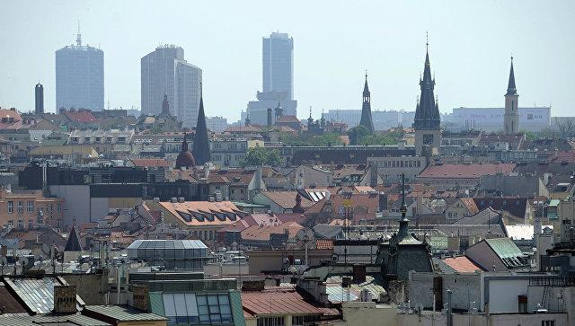 В центре Праги горит отель, сообщается о двух погибших и около 40 раненых