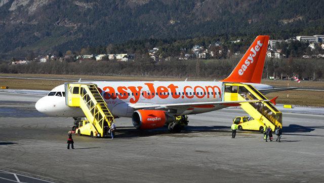 Авиакомпания EasyJet предсказала себе первое с2009 года падение прибыли