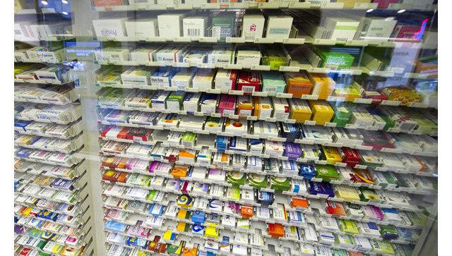 Аптечный прилавок
