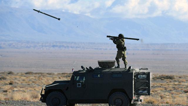 Научениях ОДКБ вАрмении задействованы шпионы