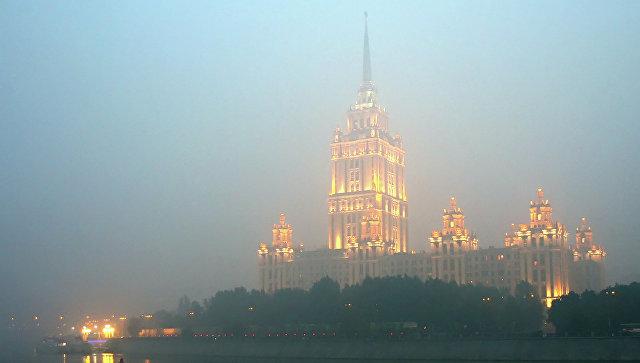 МЧС: Всвязи стуманом в столице все-таки возможно ухудшение видимости на трассах