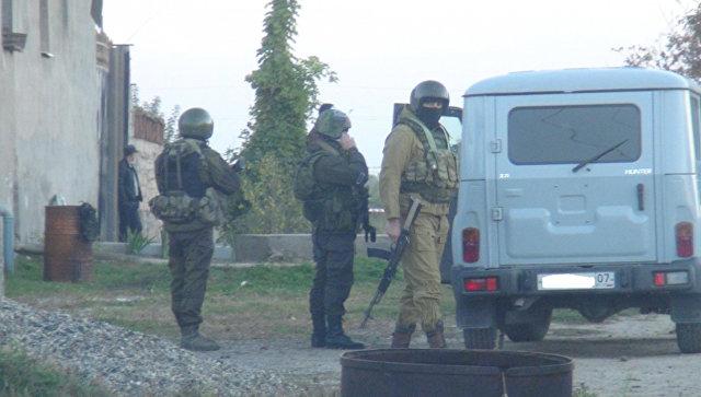 ВКабардино-Балкарии погибли двое полицейских