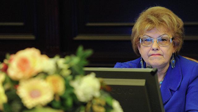 Людмила Вербицкая. Архивное фото