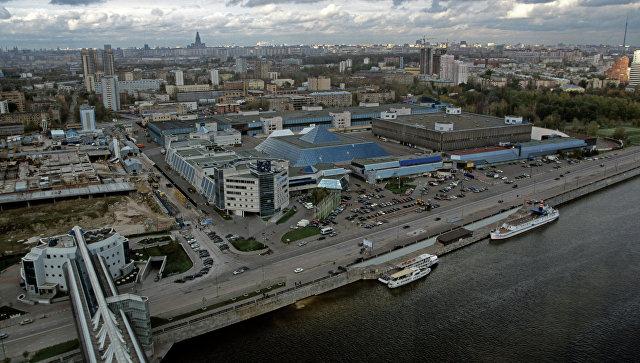 Центральный выставочный комплекс Экспоцентр