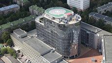 Национальный центр управления в кризисных ситуациях МЧС России. Архивное фото