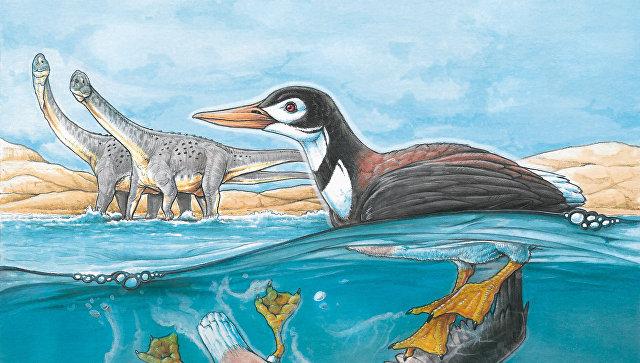 Ученые узнали, как пели динозавры