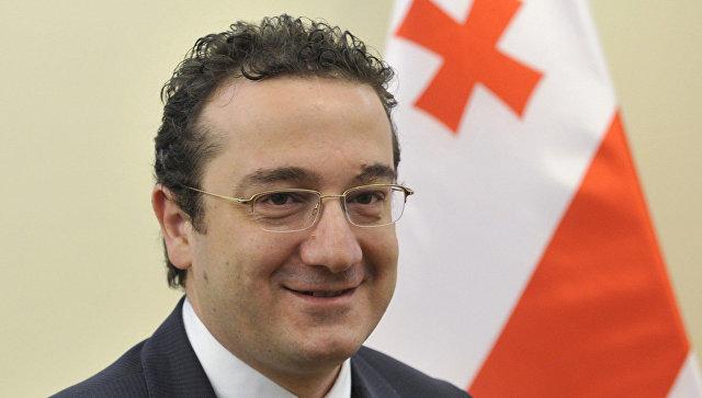 Президент Грузии подписал указ оназначении послом вСША Бакрадзе