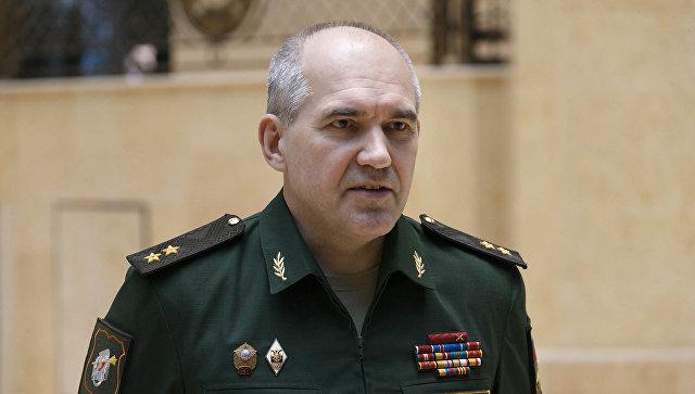 Начальник Главного штаба Вооруженных Сил Российской Федерации Сергей Рудской
