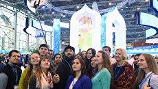 Православный молодежный форум в Москве. Архивное фото