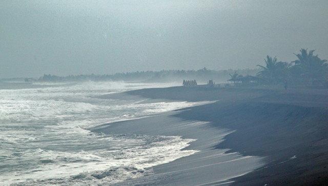 Тихоокеанское побережье Мексики. Архивное фото