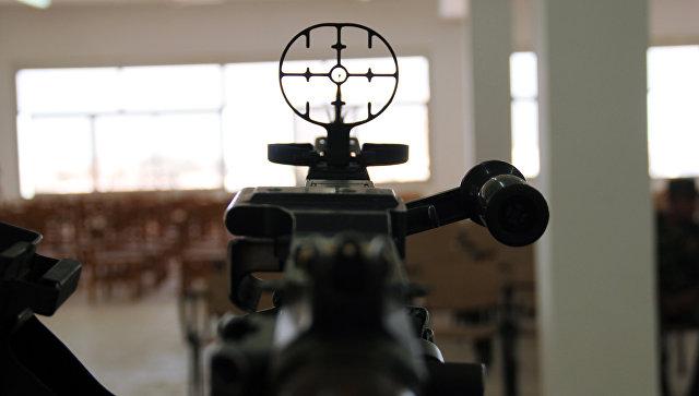 Военные вДагестане провели учения подразделений антитеррора