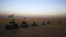 Наступление правительственных сил и формирований пешмерга на Мосул в Ираке