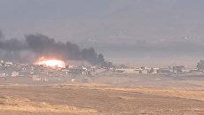 Авиация коалиции нанесла первые удары в рамках операции по освобождению Мосула