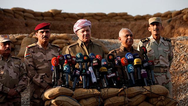 Курды несут потери вбоях заМосул против ИГИЛ— Ирак