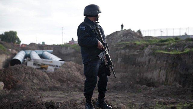 В Мексике зафиксировали самый высокий уровень убийств за 20 лет