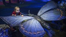 Открытие выставки-приключения Гигантские насекомые