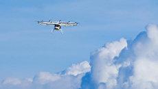 Летающий автомобиль Volocopter. Архивное фото
