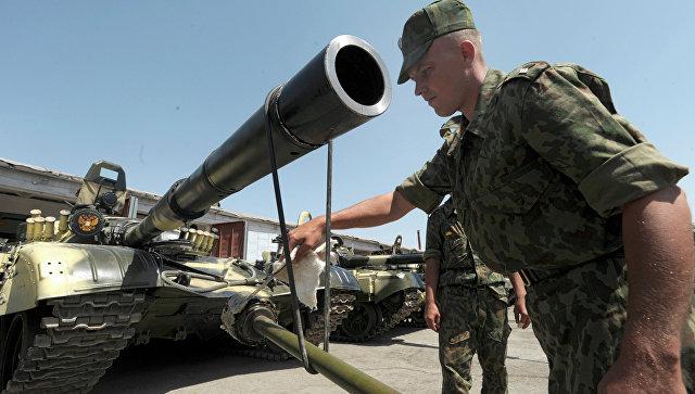 201-я Гатчинская дважды Краснознамённая военная база в Таджикистане. Архивное фото