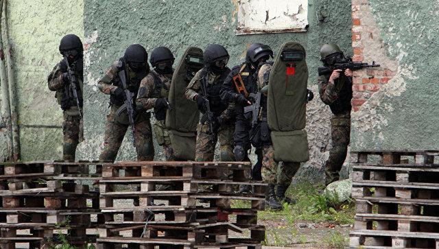 В Крыму пройдут антитеррористические учения ФСБ с участием авиации и флота