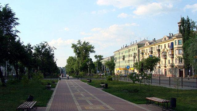 Липецк. Архивное фото