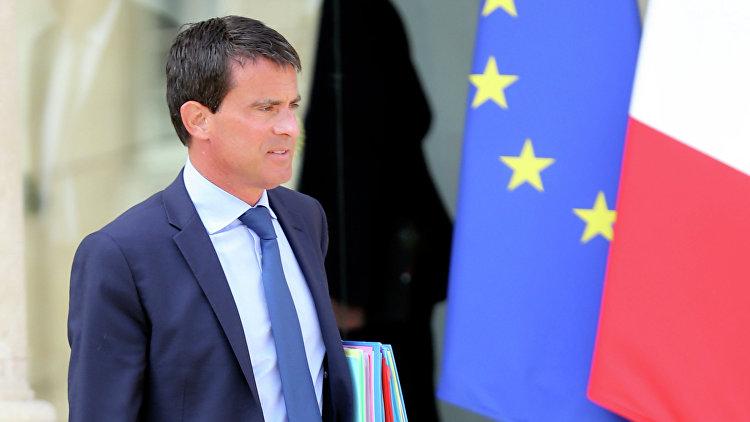 Премьер Франции заявил об угрозе применения террористами химоружия
