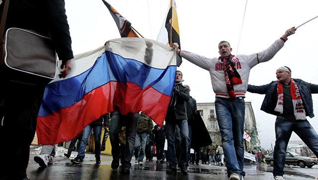 Дёмушкин объявил освоём задержании в столице России