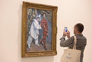 Выставка Шедевры нового искусства. Собрание С.И. Щукина в Париже
