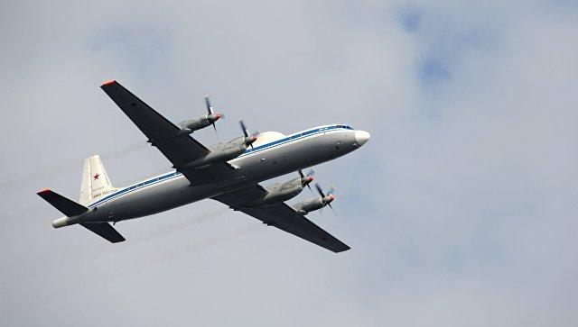 1479739763 В Булунском улусе потерпел крушение самолет Минобороны РФ