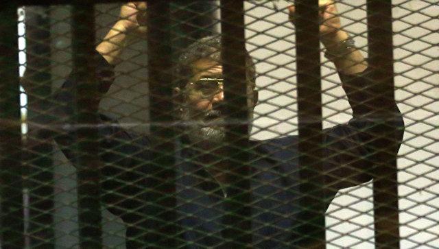 Суд вЕгипте поддержал вердикт Мурси побеспорядкам 2012 года
