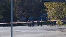 Кадры с места ликвидации подозреваемых в терроризме в Нижнем Новгороде