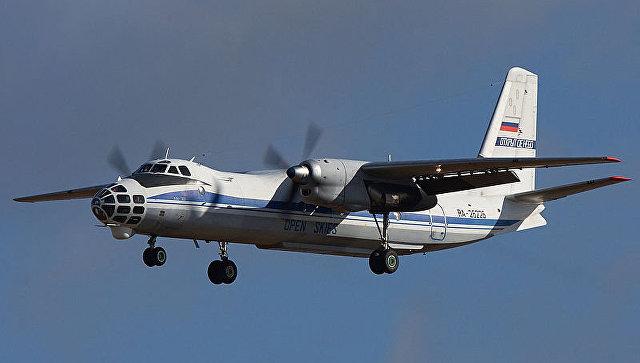Самолет Ан-30. Архивное фото