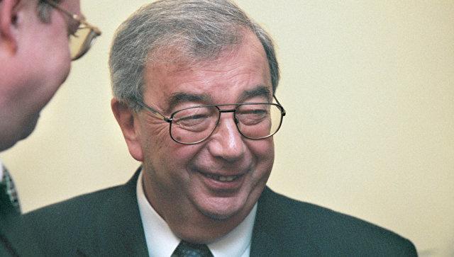 Евгений Примаков. Архивное фото