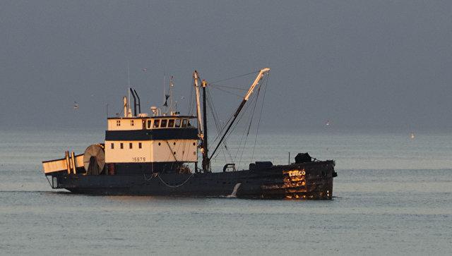 ВНорвегии рыболовы страулера «Павел Копытин» объявили забастовку