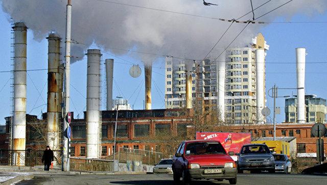 ВКГГА сообщили, что вКиеве без тепла остаются около 400 домов