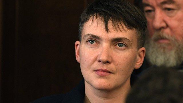 Комитет нацбезопасности принял решение обисключении Савченко из собственных рядов