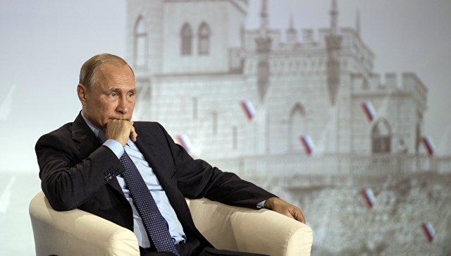 Владимир Путин едет срабочим визитом вКрым