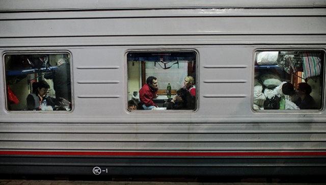 Спецслужбы пресекли канал вербовки террористов впоездах изЦентральной Азии в РФ