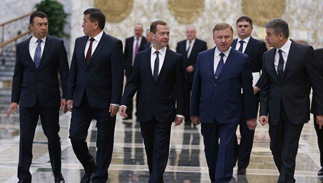21 вопрос обсудят руководителя Правительств стран СНГ вМинске