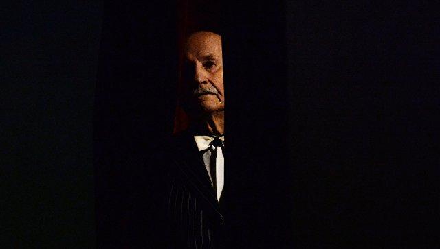 Народный артист СССР Владимир Зельдин. Архивное фото
