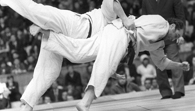 Воспитанник тобольской школы дзюдо Иван Мариненков стал чемпионом вМайкопе