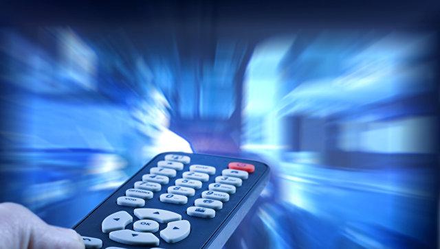 Телевидение, архивное фото