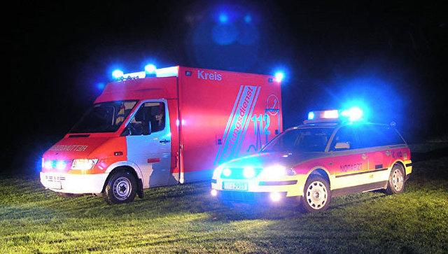 Мужчина устроил резню навокзале воФранкфурте
