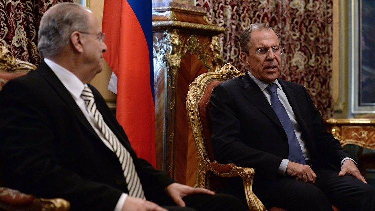 Лавров прибыл в Никосию, где в среду встретится с руководством Кипра