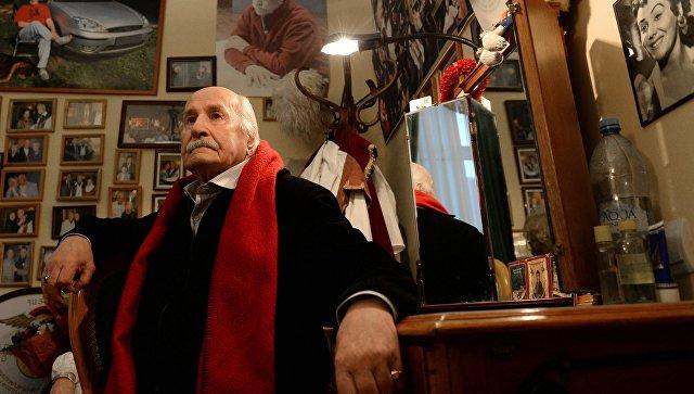 ВМичуринске посоветовали увековечить Зельдина вобразе Дон Кихота